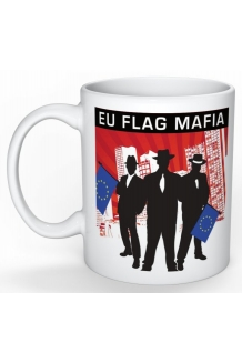 EU Flag Mafia Mug **UK ONLY**
