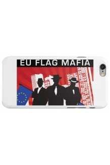 Iphone6 Ultrathin Phone Cover EU Flag Mafia *UK only includes UK shipping cost