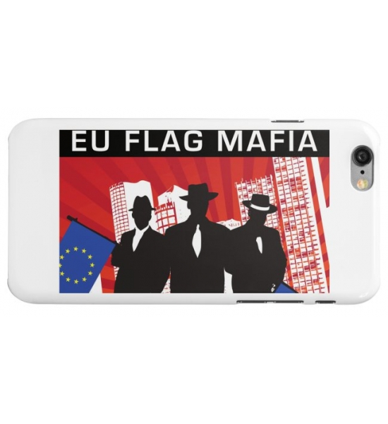 Iphone6 Ultrathin Phone Cover EU Flag Mafia