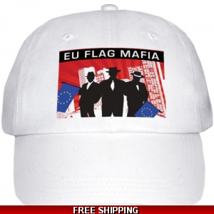 EU Flag Mafia Baseball Cap *UK Only Price incl VAT and Shipping