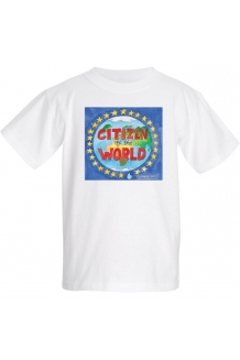 Citizen of the World Children's T-shirt *UK Only - Price includes delivery