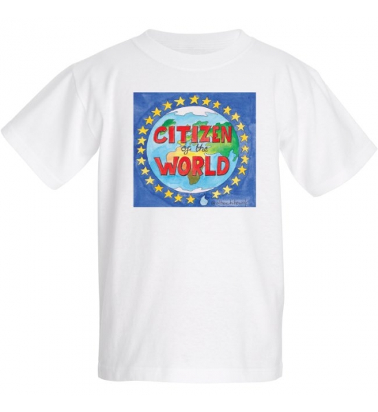 Citizen of the World Children's T-shirt