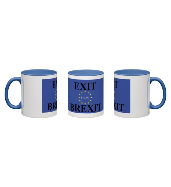 Exit from Brexit EU Mug **UK only**