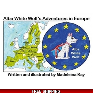The Adventures of Alba White Wolf by Madeleina Kay. Paperback. Includes p&p