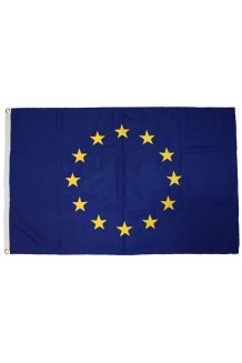 8x5 ft huge EU Flag