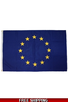 8x5 ft huge EU Flag *UK Only* Pre-order for mid-August