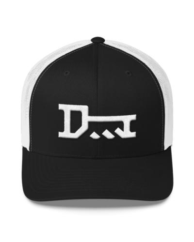 b7098069bae210 Key Woodworks Curved Brim Trucker hat