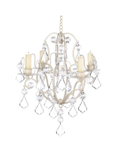 Ivory baroque chandelier aloadofball Images