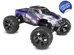 TERREMOTO V2 1/8 SCALE BRUSHLESS ELECTRIC MONSTER TRUCK