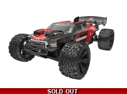 SHREDDER 1/6 SCALE BRUSHLESS ELECTRIC MONSTER TRUCK