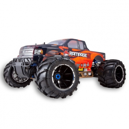RAMPAGE MT V3 1/5 SCALE GAS MONSTER TRUCK