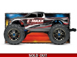 E Maxx - The Ultimate Electric 4X4 Monster