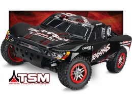 Slash 4X4 S.C Truck RTR, 1/10 Scale, w/ TSM, and VLX Brushless Power