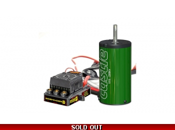 Sidewinder 1/8 ESC and Motor Combo
