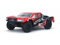 Hunter Brushless 1/10 4WD SC Truck