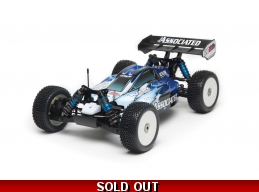 RC8.2e 1/8 Brushless 4WD Buggy
