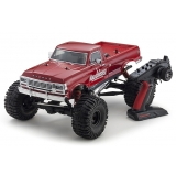 Mad Crusher GP-MT 4WD Nitro Monster Tr..