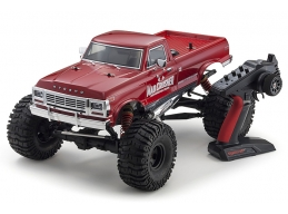 Mad Crusher GP-MT 4WD Nitro Monster Truck