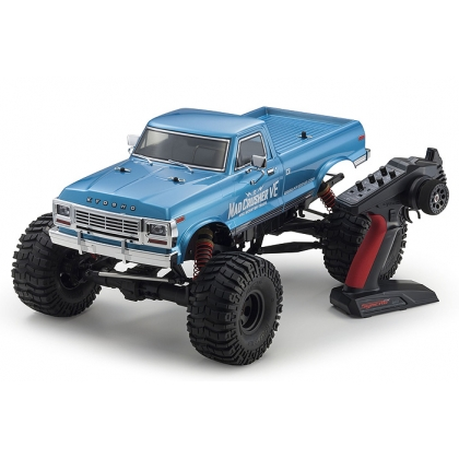 Mad Crusher VE EP-MT 4WD Brushless Monster Truck, Readyset