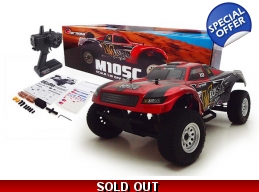 M10SC Short Course Brushless: Pre-Owned