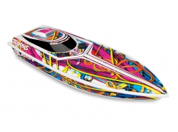 Traxxas Blast High Performance Electric Race Boat RTR