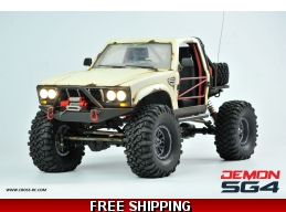 Demon SG4 4x4 Crawler Kit