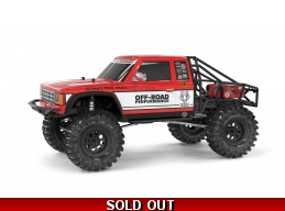 1/10 GS02 BOM 4WD Ultimate Trail Truck Kit