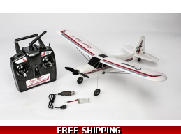Super Cub MX Micro EP 3-Channel RTF Airplane