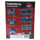 Tornado EPX Pro hop up kit New version..