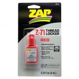 Thread Locker RED 0.2oz Bottle