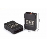 Jak's Lipo Battery Voltage Tester/ Low..