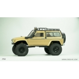FR4A 1/10 Demon 4x4 Crawler Kit-Lexan ..