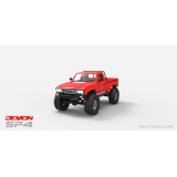 SP4A 1/10 Demon 4x4 Crawler Kit-Full H..