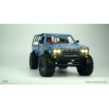 SP4C 1/10 Demon 4x4 Crawler Kit-Full H..