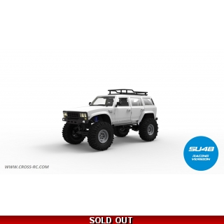 SU4B 1/10 Demon 4x4 Crawler Kit-Full H..