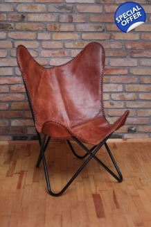 Butterfly chair -Goat L..
