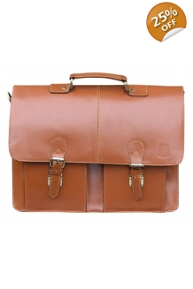 Corporate Formal Bag- Tan