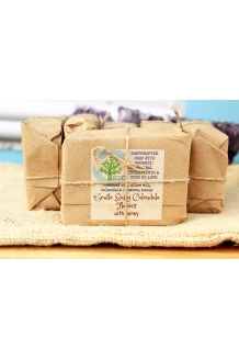 6 Pack Soap Gift Bag