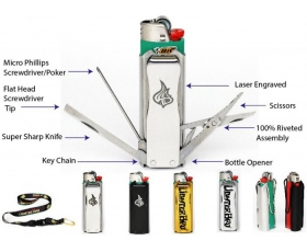 Lighter Bro Multi Tool