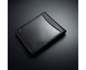Bastion Carbon Fiber RFID Wallet