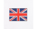 Reflective Colour/Subdued Union Flag Hook and Lo..