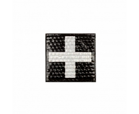 Medic Reflective Velcro Patch