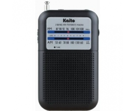 Pocket Am/Fm Radio