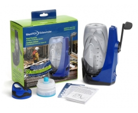 SteriPEN Sidewinder Hand Powered UV Water Purifier