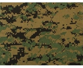 Woodland Digital Camo Bandanna