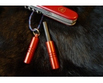 Keyring FireSteel & Tin..