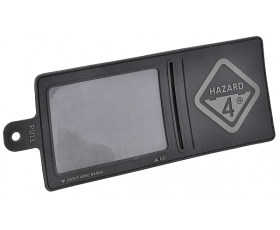 Hazard 4 ID Velcro Patch Large