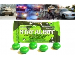 Stay Alert US Military Gum