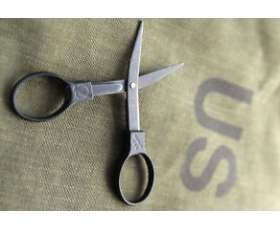 Fold-Away Tactical Scissors