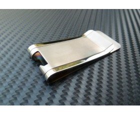 Titanium Money Clip/Bottle Opener